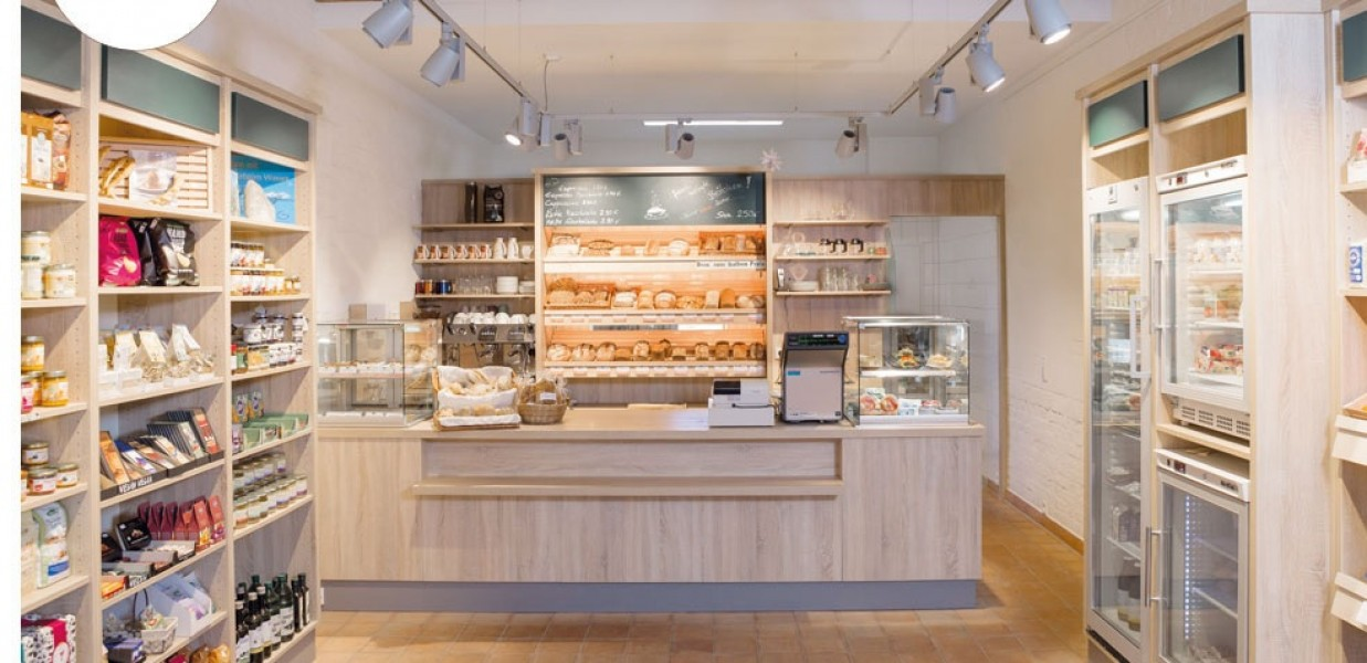 Bild 1 Bäckerei VOLLKERN