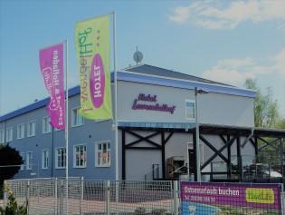 Bild Hotel Lavendelhof mit Eselhof Havellife