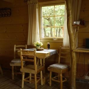 Bild 1 Blockhütte