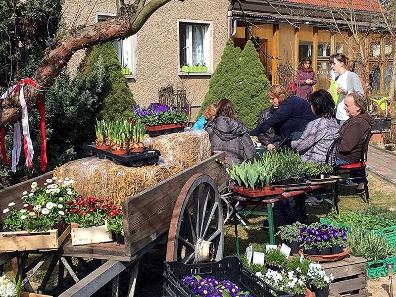 Bild 2 Die Kräuterwerkstatt - ,,Kräuter-Heidi