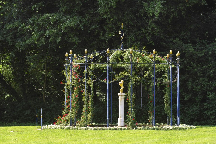 Bild 3 Park und Schloss Branitz