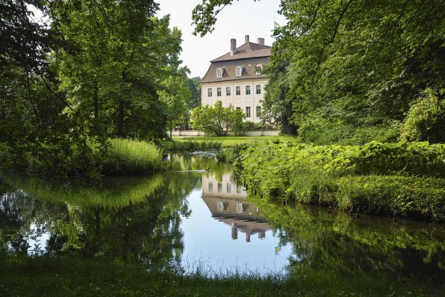 Bild 1 Park und Schloss Branitz