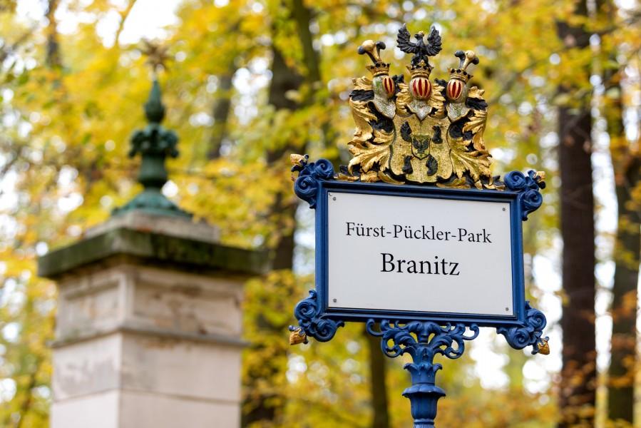 Bild 1 Fürst Pückler & Branitz