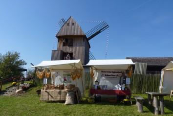 Bild Bockwindmühle Vehlefanz