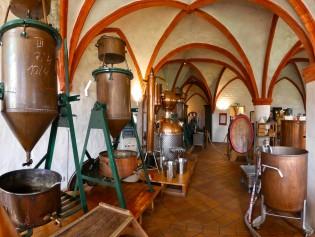 Bild Klosterdestillerie Kloster Zinna